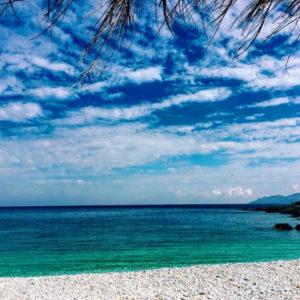 Παραλία Χαλικιά του Βάτα